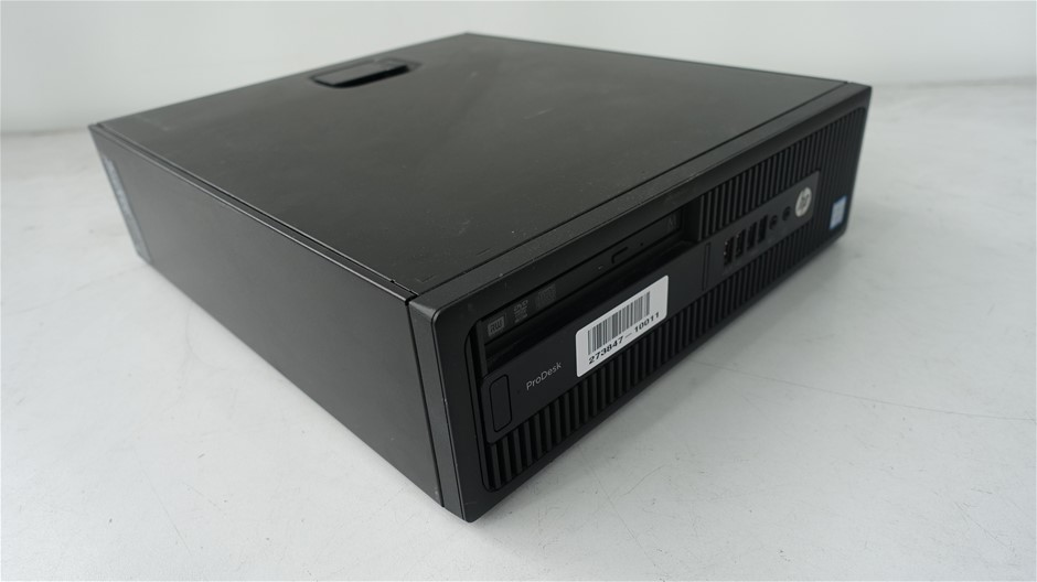 Hp Pro Desk 600 G2 SFF Desktop Pc ( T6T93PA )