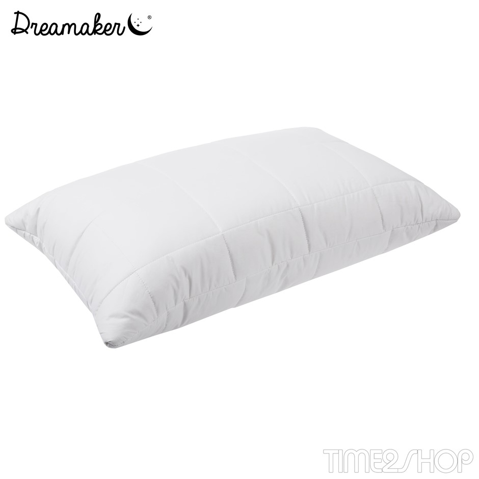 Dreamaker Australian Washable Wool Surround Pillow