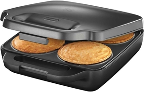 SUNBEAM Pie Maker with 4-Up Tools and Ga