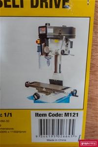 Hafco HM 32(M121) Drilling & Milling Mac