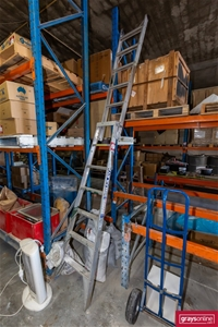 Bailey FS20433 Alloy Combination Ladder
