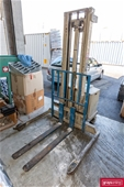 Unreserved Pallet Racking and Manufacturing Equipment