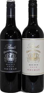 Bests Great Western Shiraz Mixed Pack (2