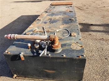 Generator Aux Fuel Tank