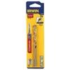 15 x IRWIN 7.54mm (19/16ins) Titanium Jobber Drills with Jet Point Tips. Bu