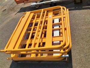 Steel Handrails x8