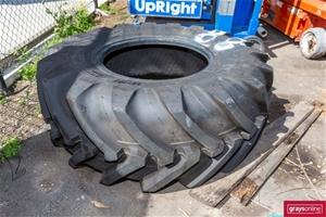 2x Assorted EWP Used Wheels & Tyres