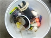 1 x Tub of Assorted Fishing Tackle and Floats