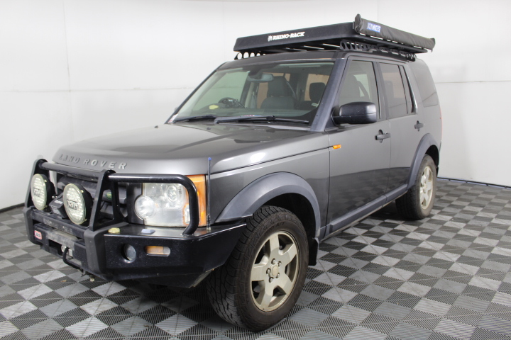2005 Land Rover Discovery 3 SE Series III T/Diesel Auto 7 Seat Wagon