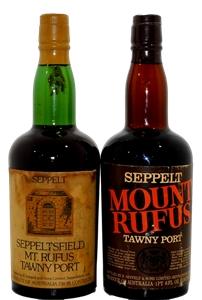Seppelt Mount Rufus Tawny Port NV (1x 73