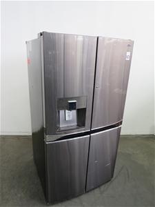 LG 906L Door-In-Door® French Door Fridge