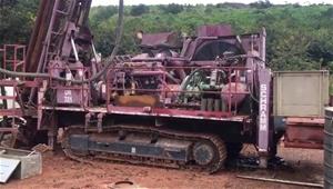 Schramm T450GT Exploration Drill Rig (DR