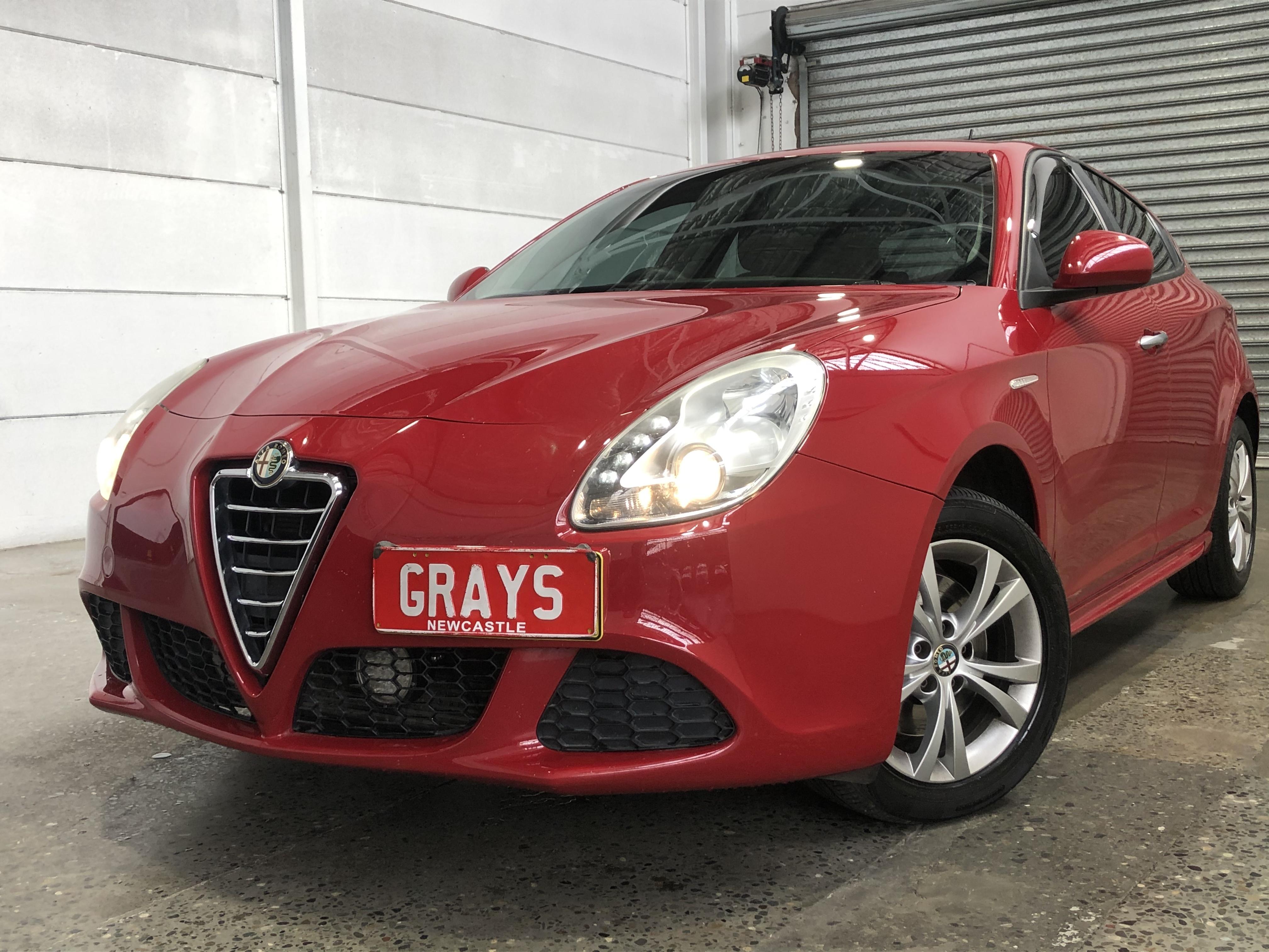 2013 Alfa Romeo Giulietta Progression Manual Hatchback