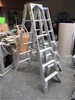Qty 2 x Bailey Double Sided Ladders