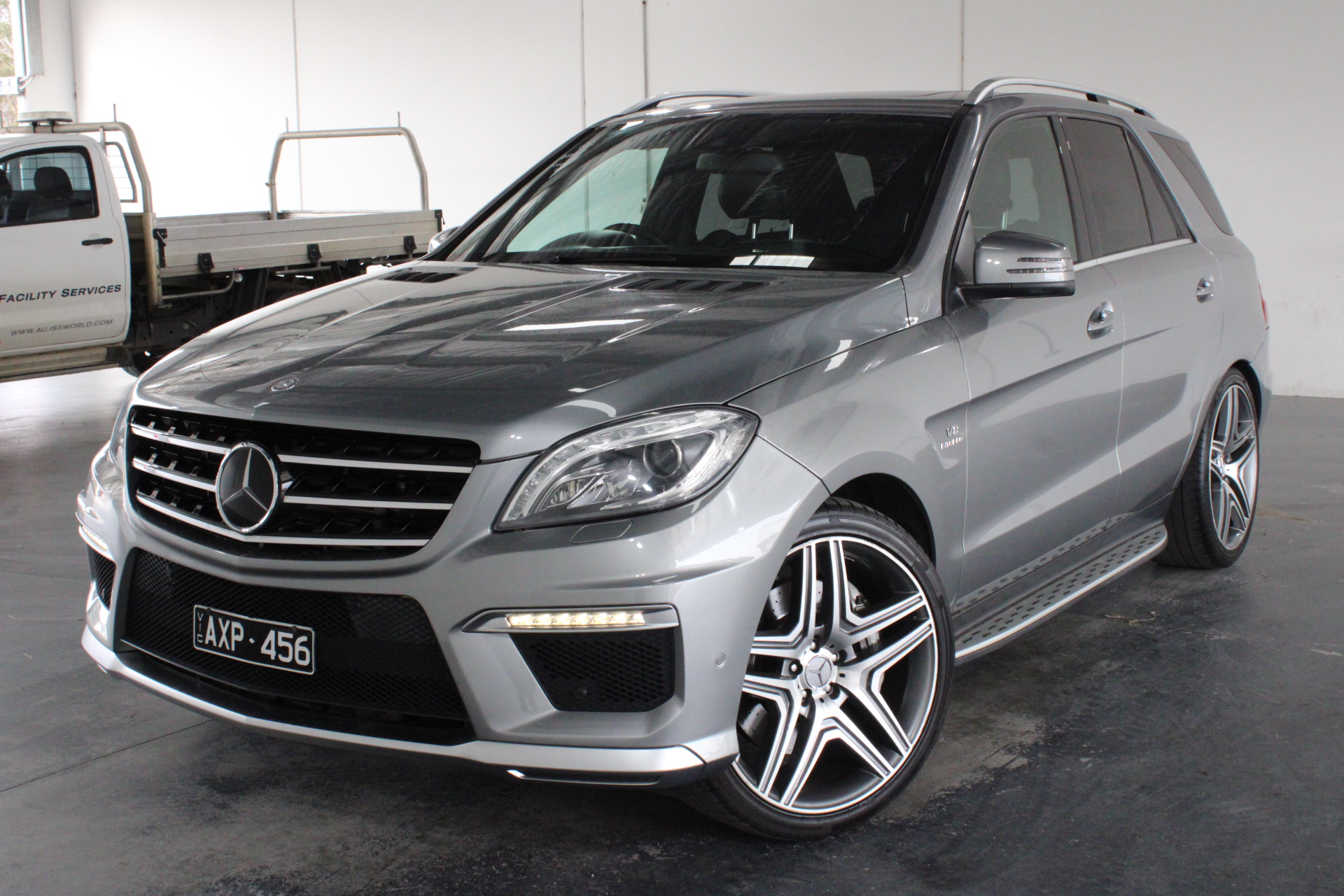2012 Mercedes Benz ML63 AMG W166 Automatic Wagon (WOVR Inspected)