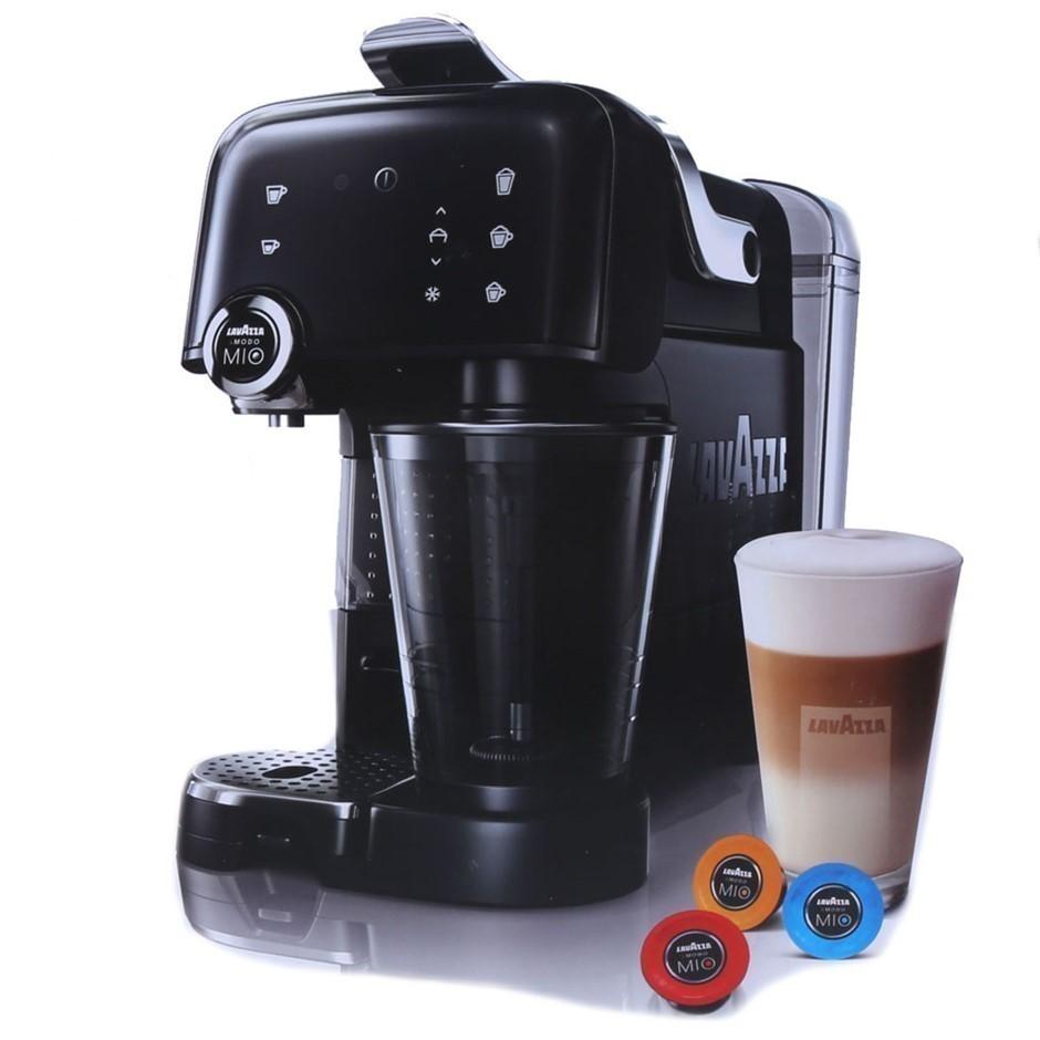 ELECTROLUX Fantasia Lavazza Combination Latte & Coffee Machine MODO MIO, Bl