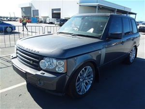 2005 Land Rover Range Rover Vogue Turbo