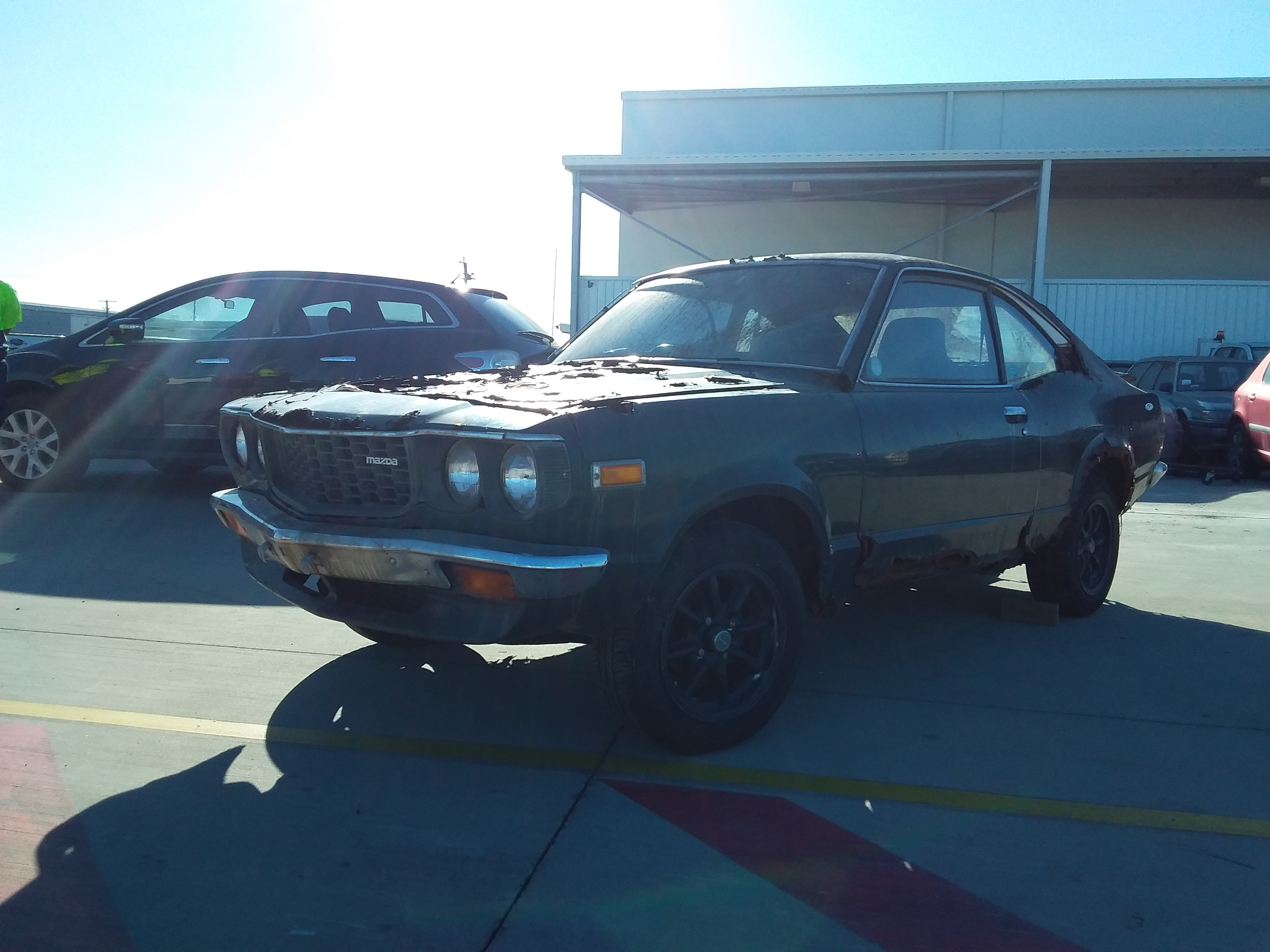 1975 Mazda RX3 Manual Coupe