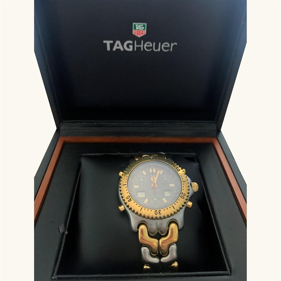 Tag Heuer Sel Chronograph (CG1122-0) quartz watch