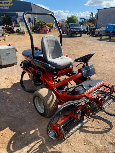 Jacobsen G-Plex III Diesel Ride on Mower
