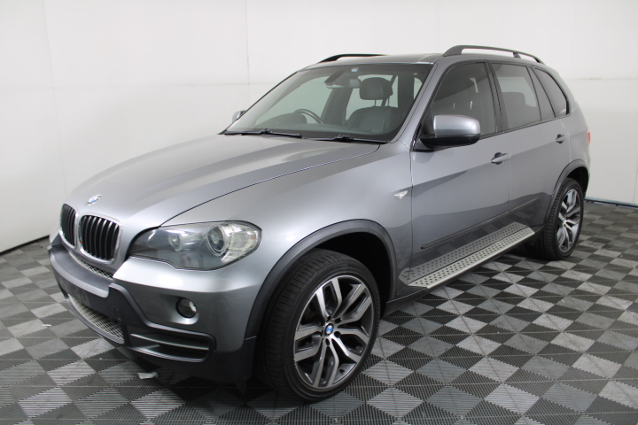 2008 BMW X5 3.0si E70 Automatic Wagon (WOVR+Inspected)