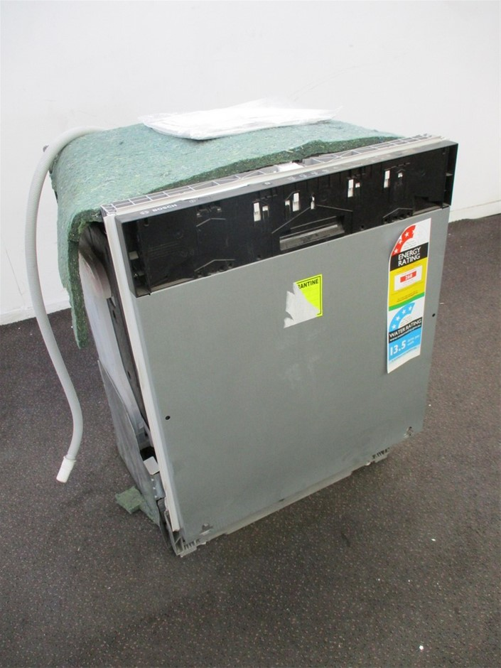 Bosch SMV50D00AU 600mm Fully Integrated Dishwasher