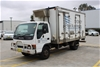 2001 (comp) Isuzu NQR 450 Refrigerated Long NY T/Diesel Manual Cab Chassis