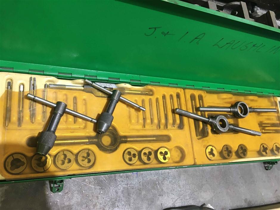 P&N Threading Tool Set