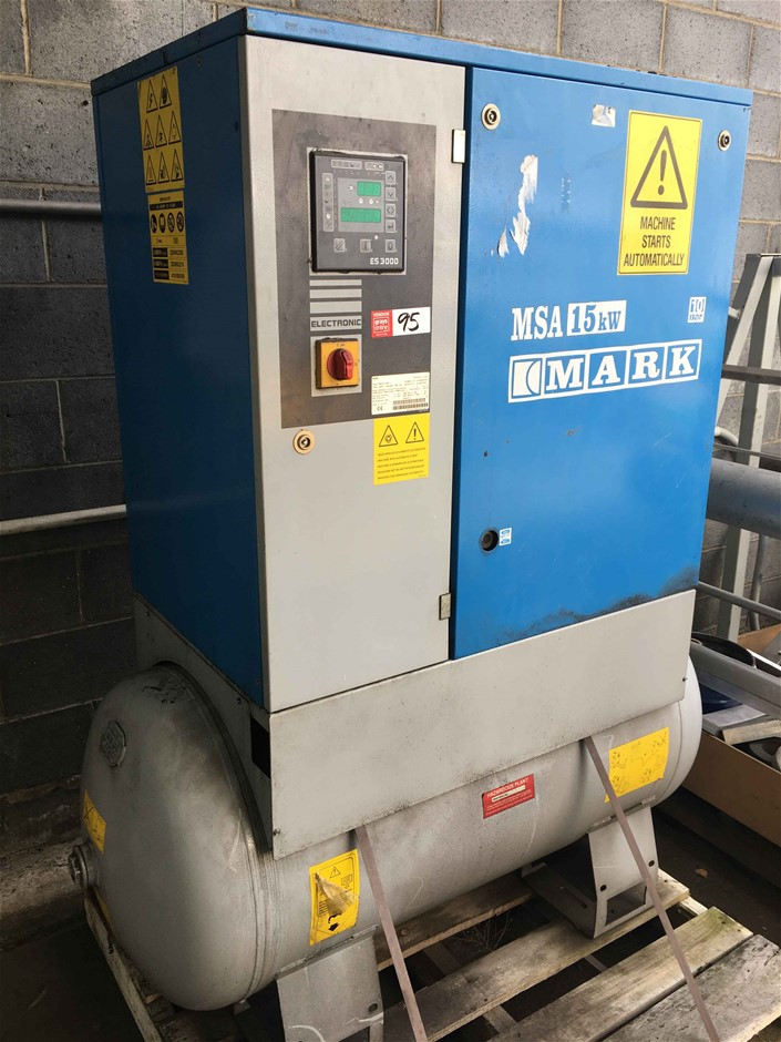 Mark 15kw Compressor