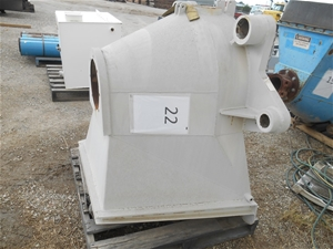 Transcrete/Flocrete hopper Approx size: