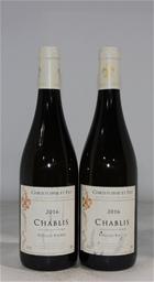 Christophe et Fils Old Vine Chablis 2016 (2x 750mL), France, Cork