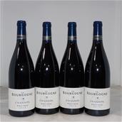 Chanson Le Bourgogne Pinot Noir 2015 (4x 750mL), Burgundy, France