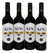 Calabria Family Long Live The King Cabernet Sauvignon 2013 (4x 750mL), VIC