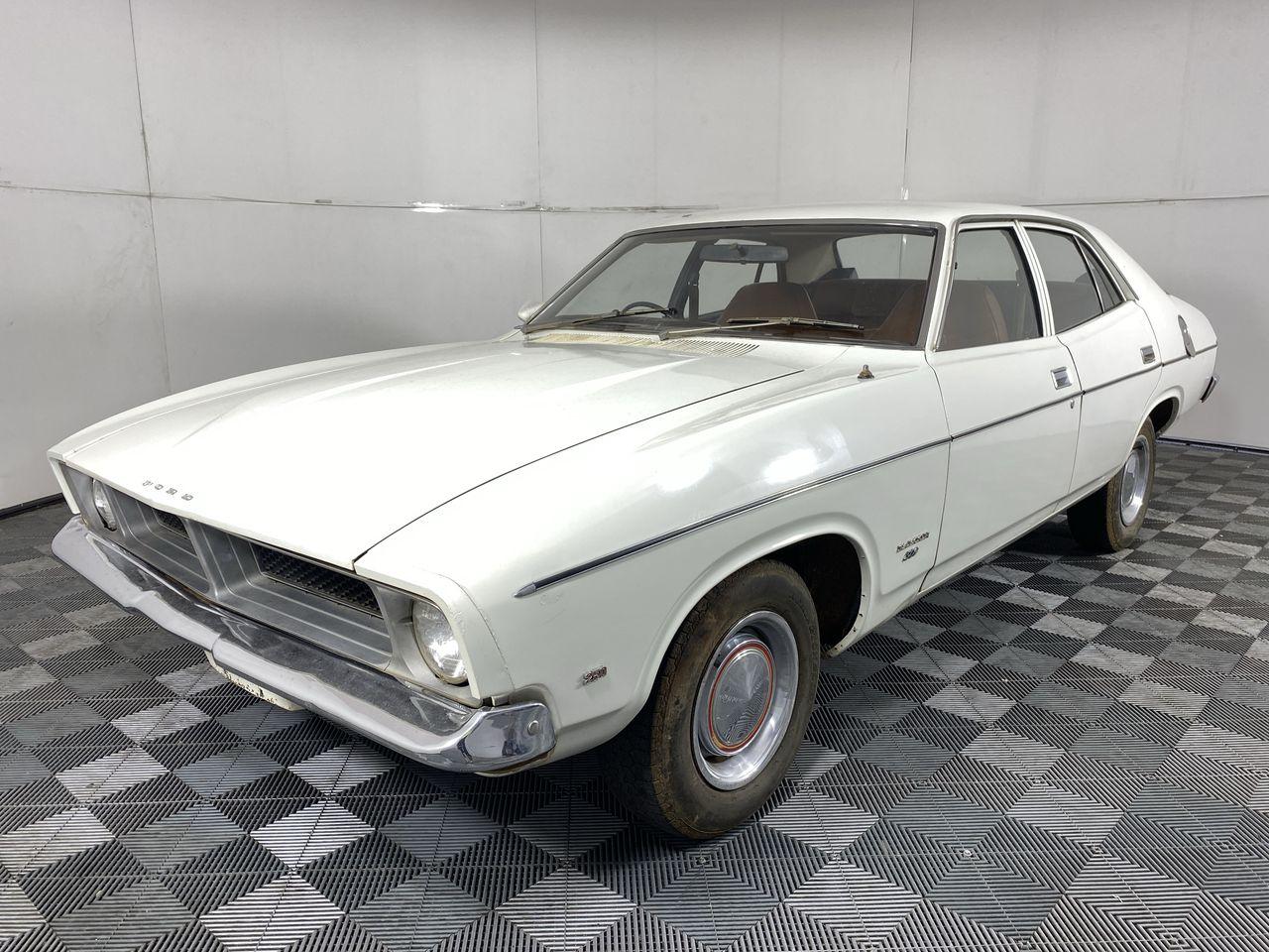 1975 Ford Falcon Automatic Sedan
