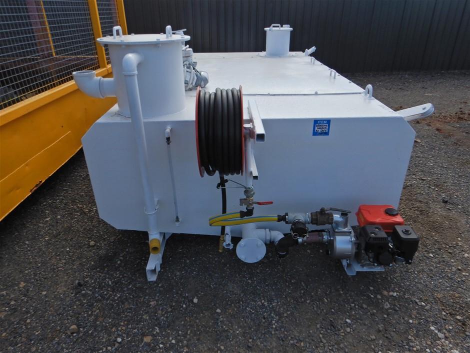 4500L Water Truck Body (Pooraka, SA)
