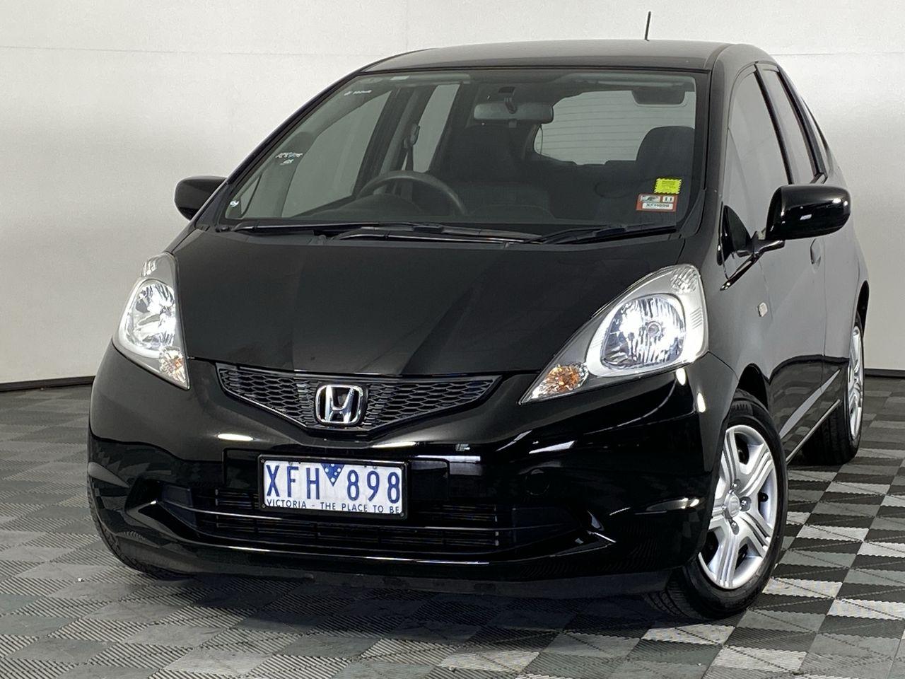 2009 Honda Jazz GLi GE Automatic Hatchback