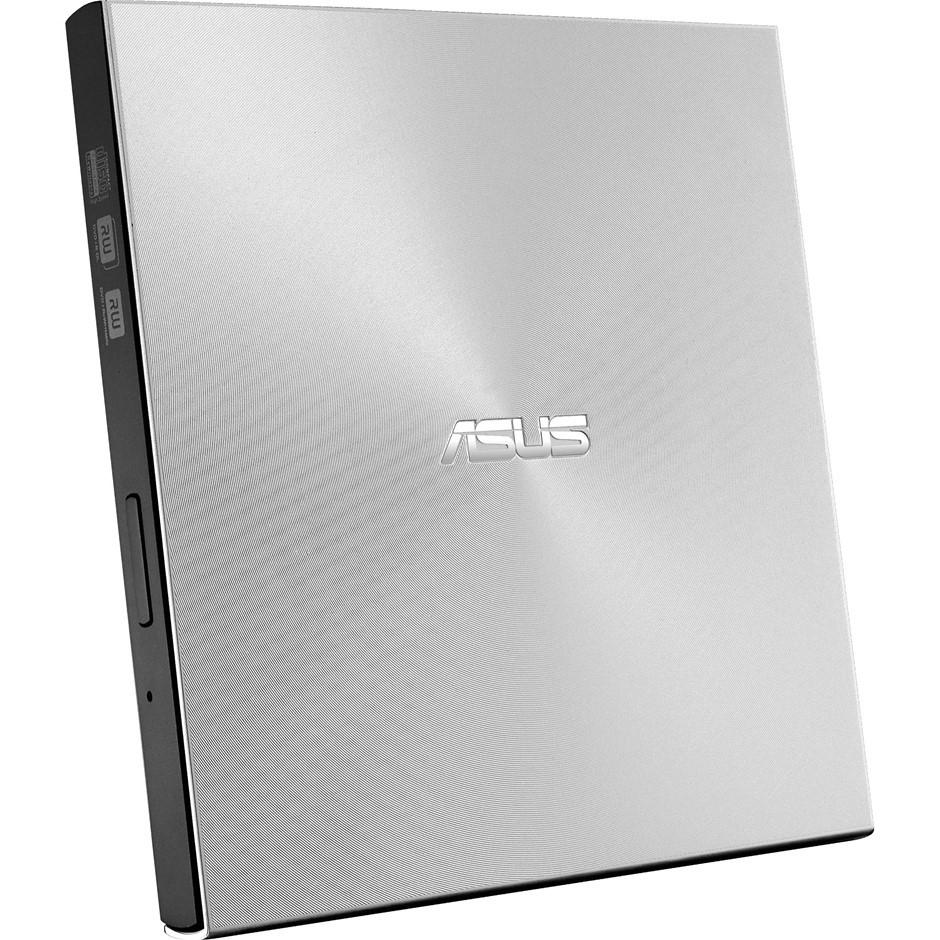 ASUS ZenDrive, 13mm Ultra Slim and Light External DVD Driver. Model SDRW-08