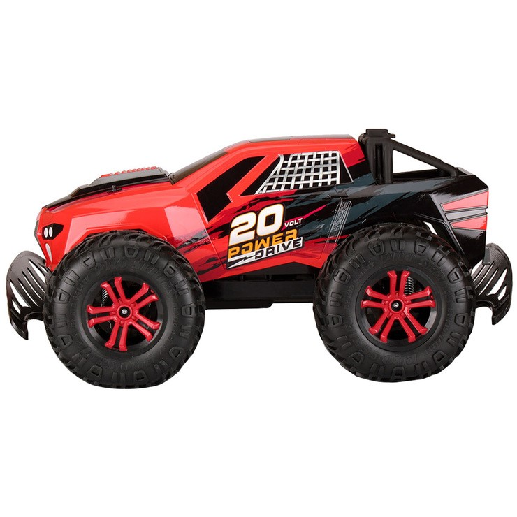 Kid Galaxy 20V Rechargeable Remote Control Truck c/w Battery & Charger. N.B