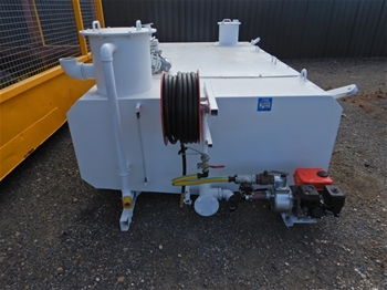 4500L Water Truck Body