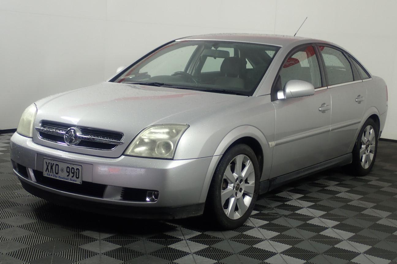 2008 Holden Vectra CDX ZC Automatic Hatchback