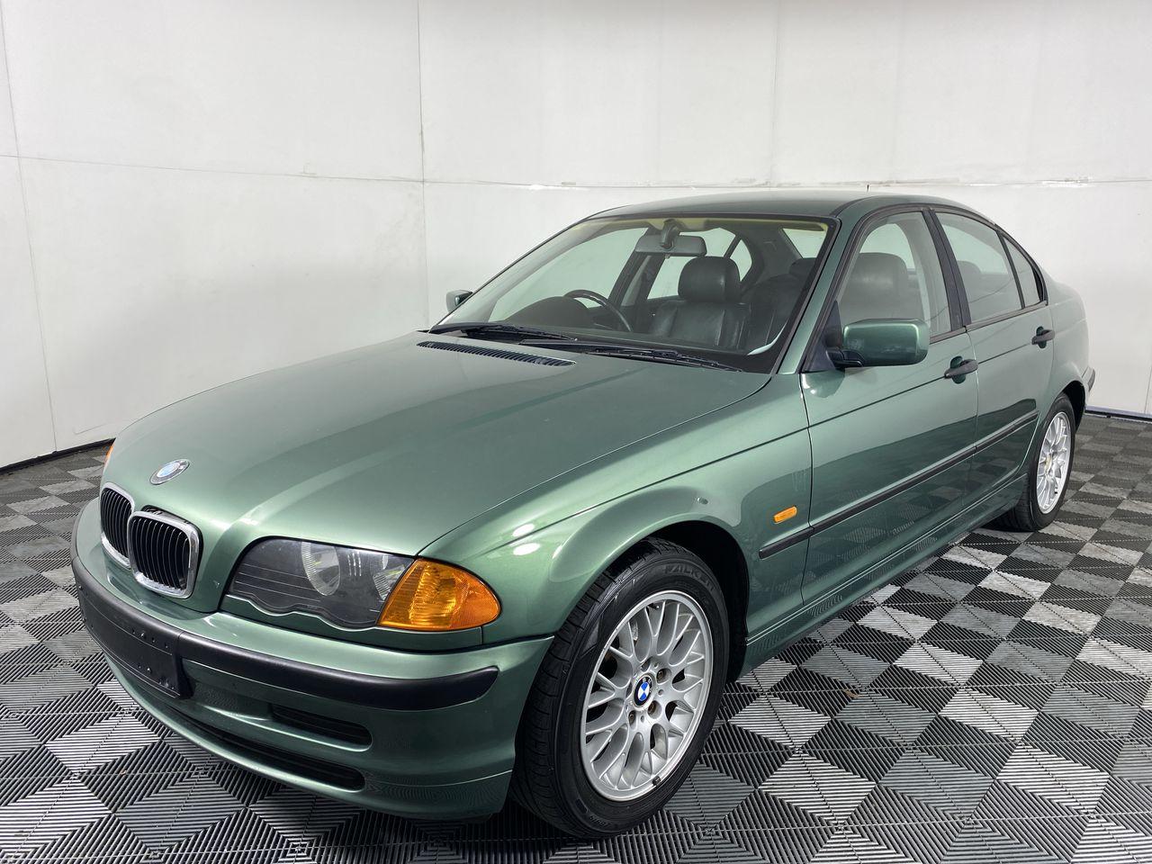 2000 BMW 3 Series 318i Executive E46 Automatic Sedan