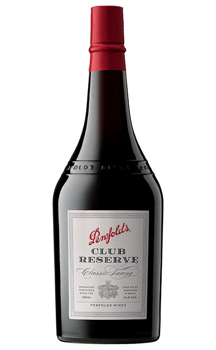 Penfolds Club Reserve Aged Tawny NV (6x 750mL).