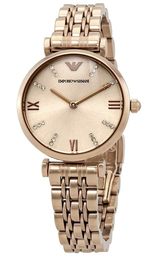 Exquisite new Emporio Armani Gianni Ladies Watch