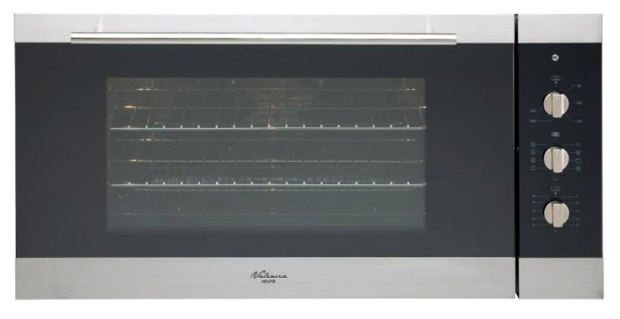 Euro 90cm Electric Multi-function Oven, Model: EP900MSS