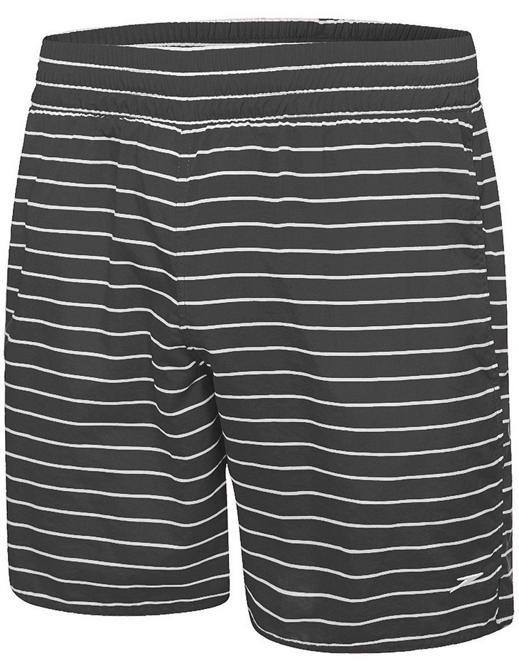 SPEEDO Mens Limitless Watershort. Size S, Colour: Black/White. 100% Nylon.