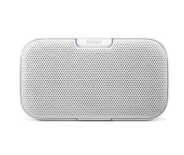 Denon Envaya DSB-200 Portable Bluetooth Speaker (White)