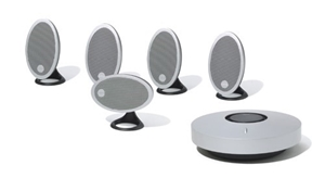 Jamo A210PDD Home Theatre Speaker Packag