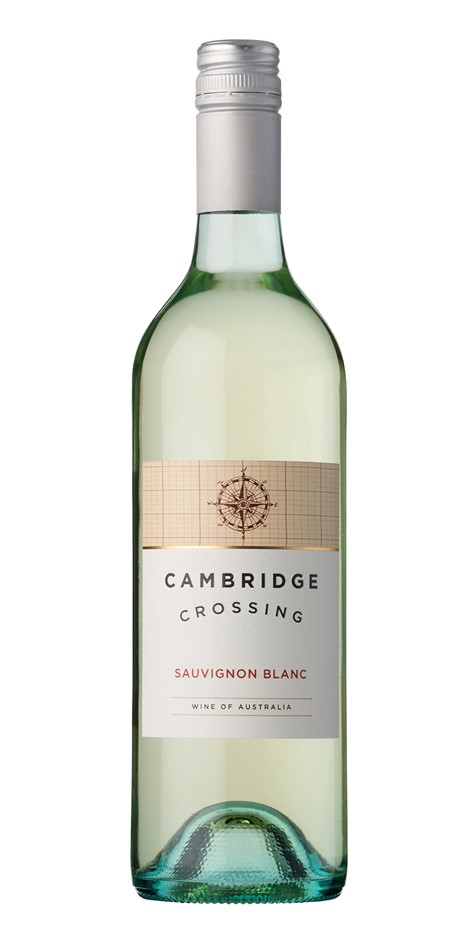Cambridge Crossing Sauvignon Blanc 2018 (6 x 750mL) SA