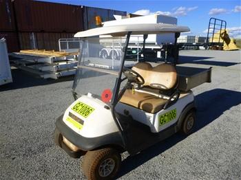 Club Car Golf Buggy (MR310)