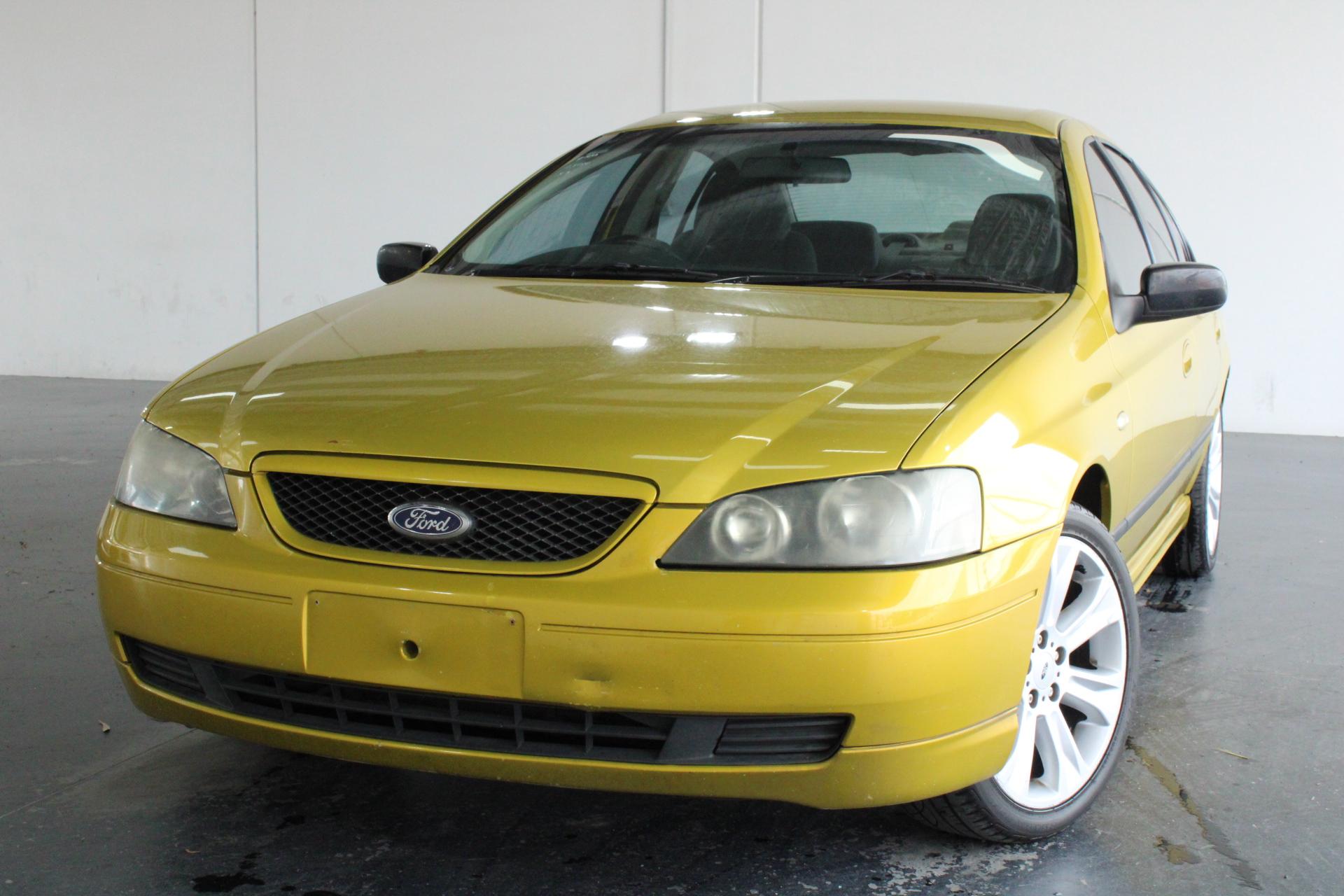 2002 Ford Falcon Futura Automatic Sedan